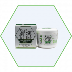 Recovery Cream 500 mg CBD